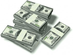 dollars-liasses